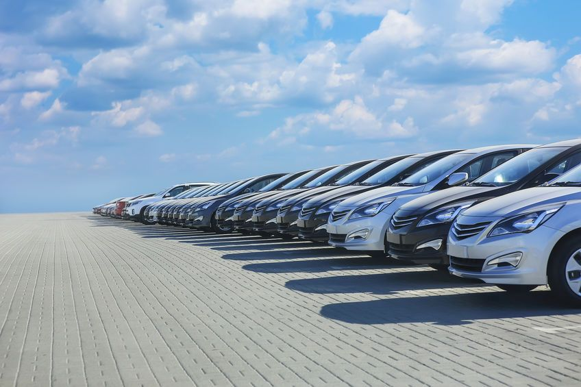 EU-Fahrzeuge bei KFZ Zehnder
